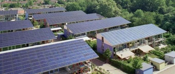 Primer millon de tejados solares en espana energia for Tejados solares