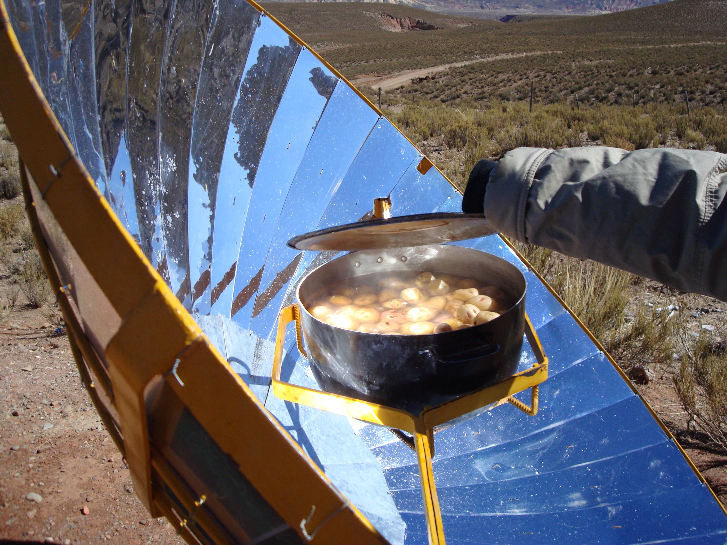 Cocinas Solares en Chile Chile Cocinas Solares Para