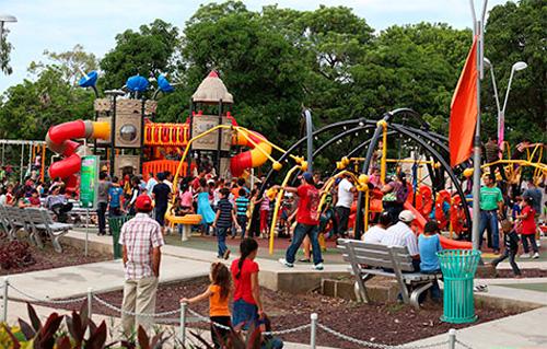 Resultado de imagen de parques de nicaragua