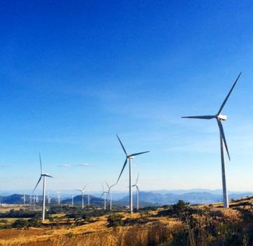 Descubre los 4 países 100% energía limpia hoy