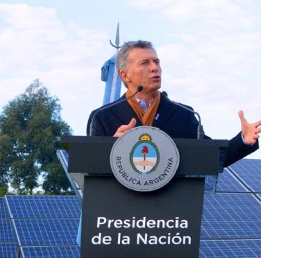 Energías renovables: el Gobierno adjudicó 17 proyectos por u$s 1.800 M