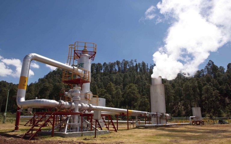 ENERGIA GEOTERMICA MEXICO HOY