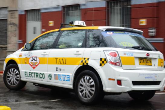 taxis-electricos