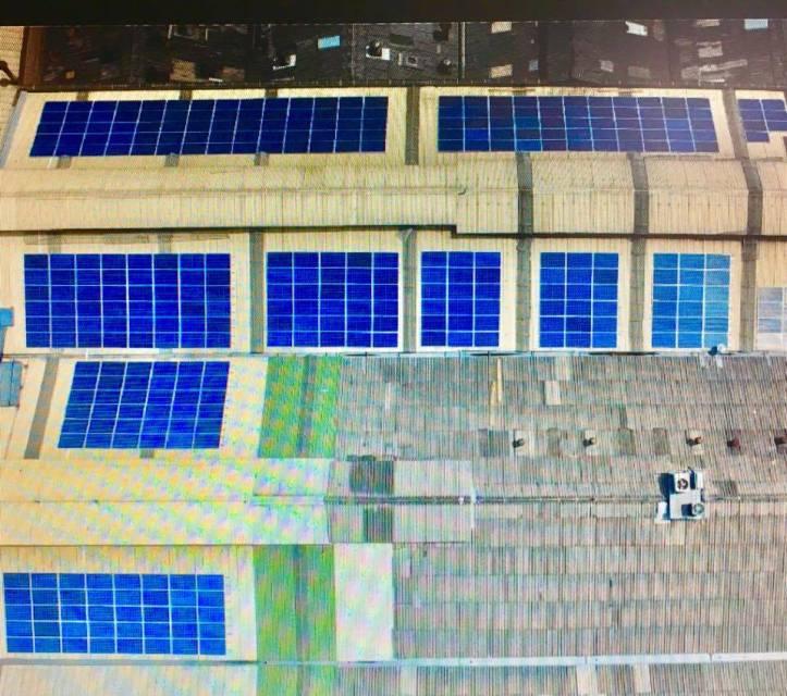 ENERGIA LIMPIA XXI TEJADOS SOLARES