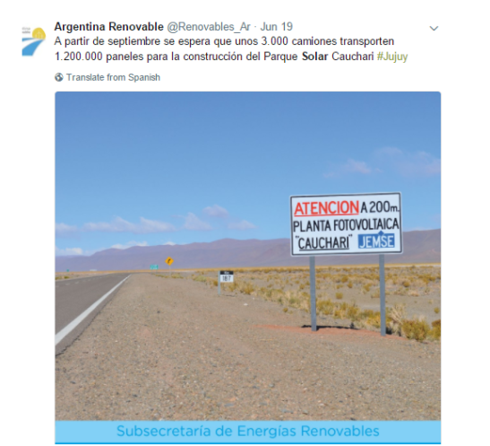 INVERSION SOLAR EN ARGENTINA