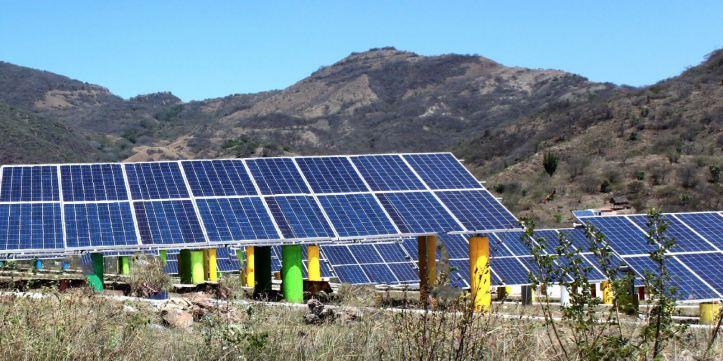 ENERGIA SOLAR EN MEXICO