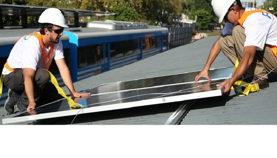 Paneles renovables argentina