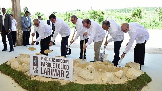 ENERGIA LIMPIA XXI DOMINICANA LARIMAR DOS