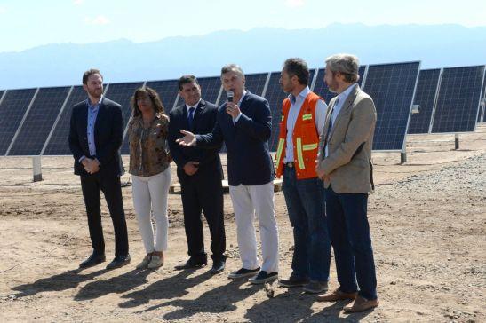 ENERGIA LIMPIA XXI ARGENTINA MACRI