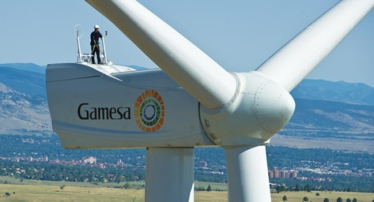 GAMESA WIND POWER