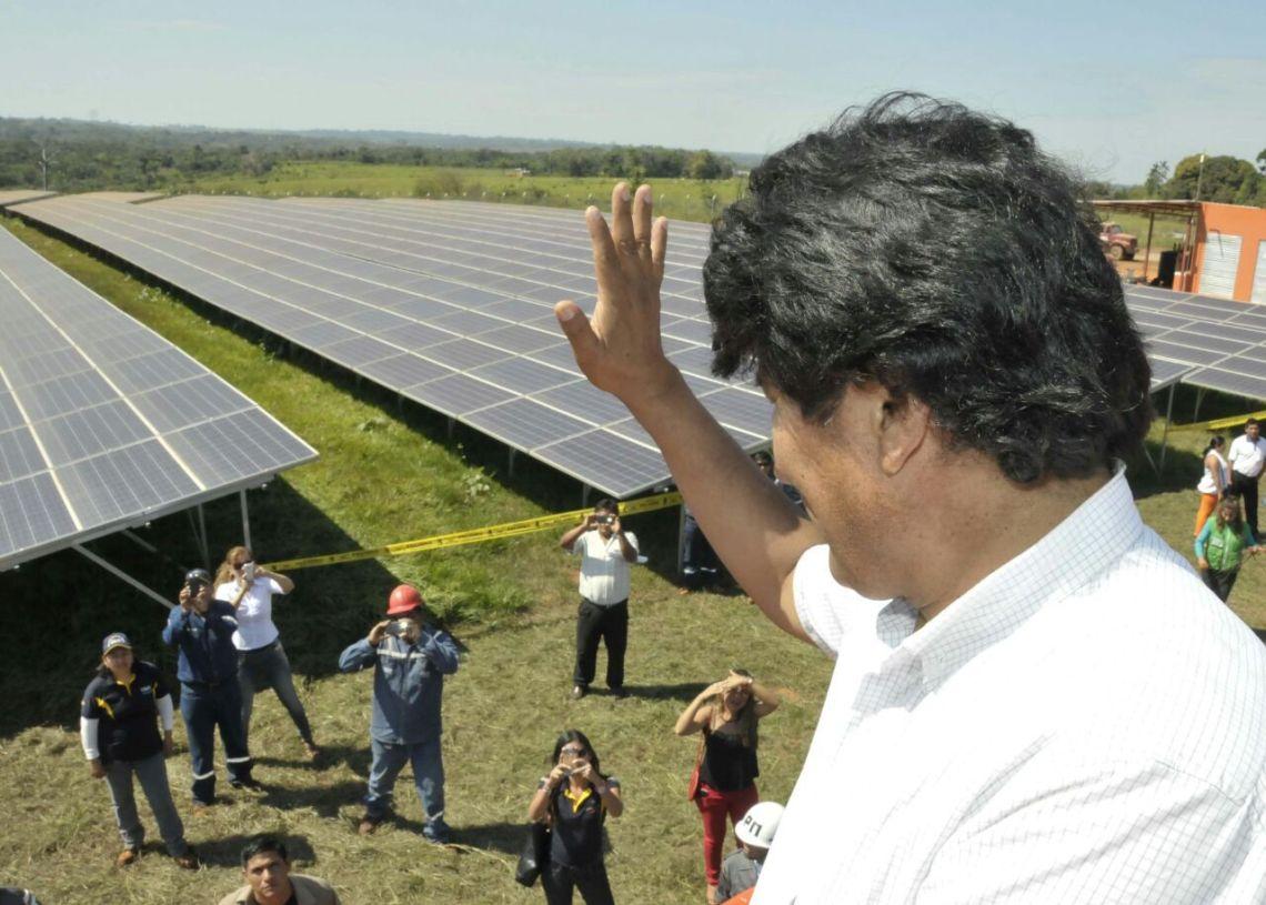 ENERGIA LIMPIA XXI BOLIVIA