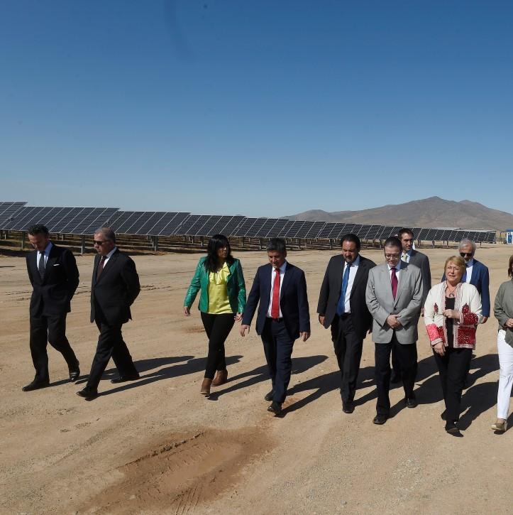 ENERGIA LIMPIA XXI CHILE SOLAR