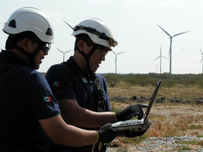 Ingeteam Zuma Energia Mexico Control Center - LR