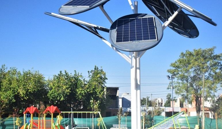 Arboles Solares Y Ciudades Inteligentes En Argentina