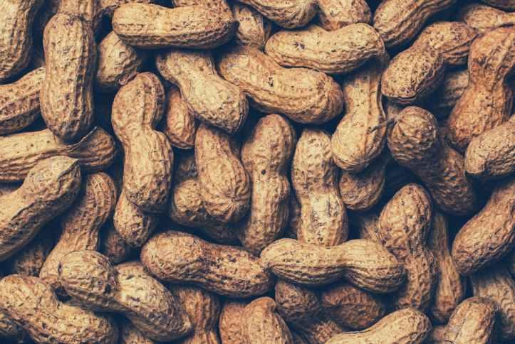 food peanuts shell healthy