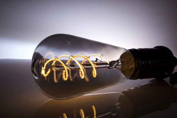 bulb electricity energy illuminated