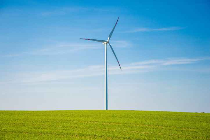 renewable energy wind generator wind turbine environment