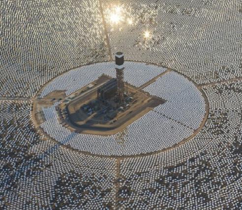 ENERGIA SOLAR HOY