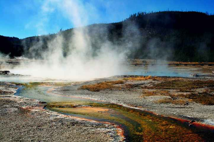 boiling liquid condensation geology geothermal