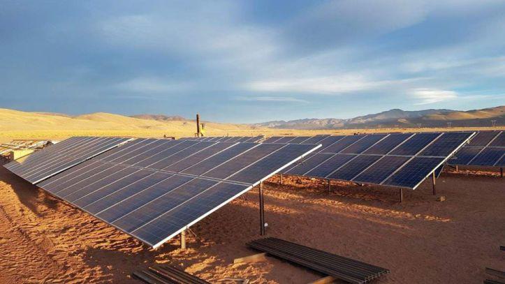 ENERGY RENEWABLE IN ARGENTINA TODAY