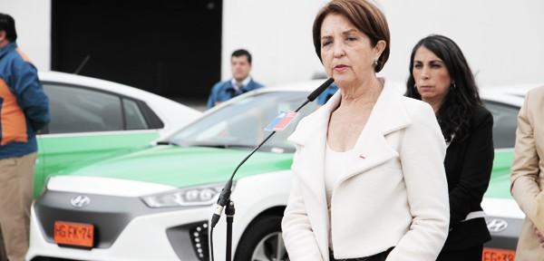 foto Ministerio de Transporte Chile