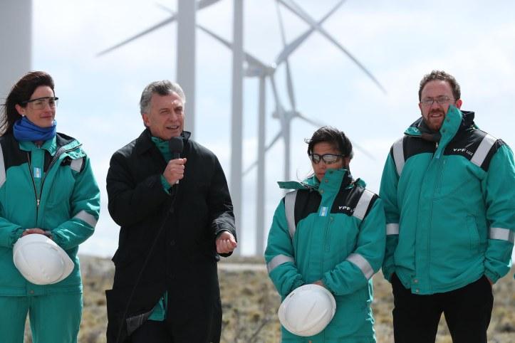 ARGENTINA CHUBUT ENERGIA LIMPIA XXI