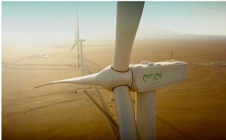 ENERGIA LIMPIA XXI FOTO CORTESIA ENEL GREEN POWER