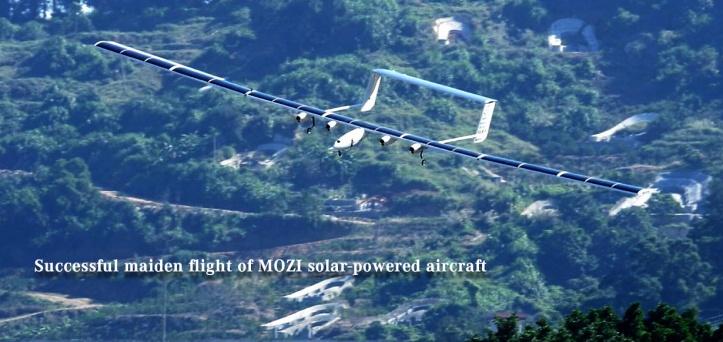 ENERGIA LIMPIA XXI SOLAR CHINA MOZI SOLAR