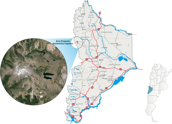 ALTO POTENCIAL DE APROVECHAMIENTO GEOTERMICO EN REGIONES DE ARGENTINA HOY