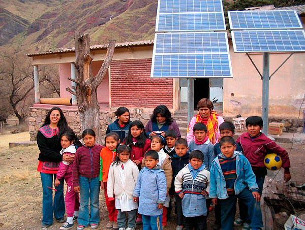 EDUACION INCLUSIVA DESARROLLO SOSTENIBLE E INVERSION EN SECTOR FOTOVOLTAICO ARGENTINA