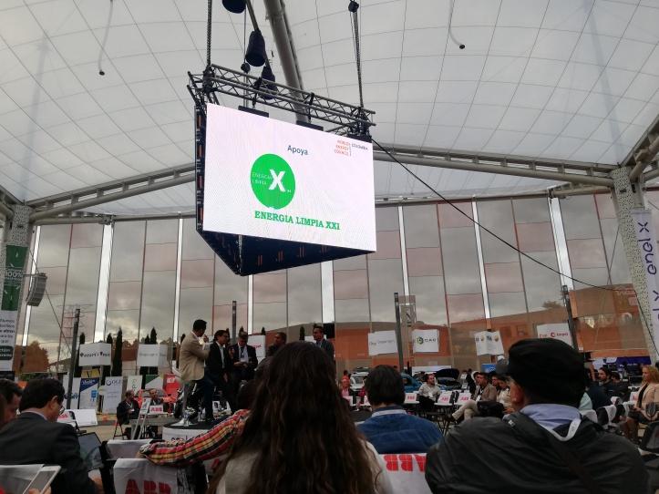 ENERGIA LIMPIA XXI III ENCUENTRO INTERNACIONAL DE MOVILIDAD ELECTRICA