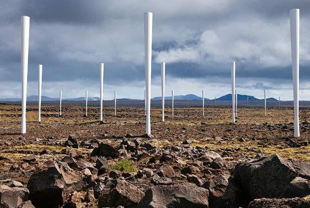ENERGIA LIMPIA XXI VORTEX BLADELESS LA NUEVA EOLICA HECHA EN ESPAÑA