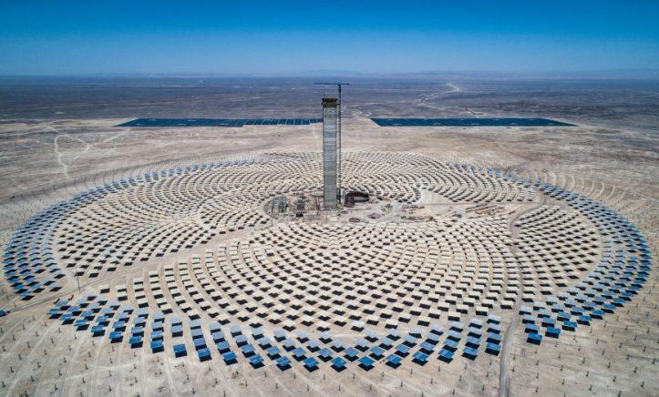 ENERGIA RENOVABLE Y DESARROLLO SOSTENIBLE CHILE