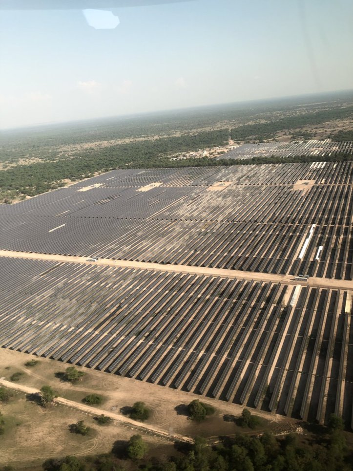 RENEWABLE ENERGY IN COLOMBIA AND LATIN AMERICA WITH STRONG REPLACEMENT