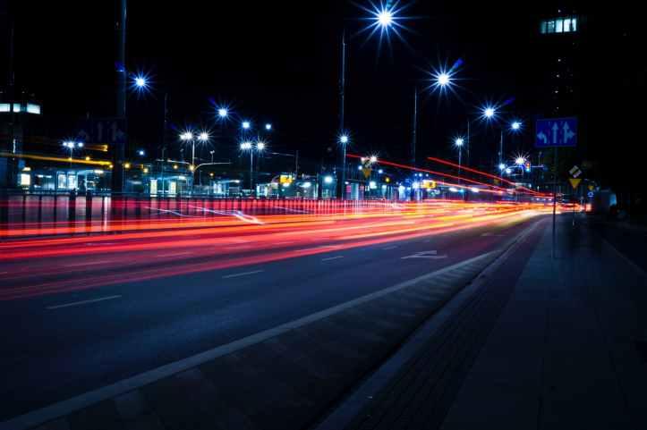 blur cars city commuting