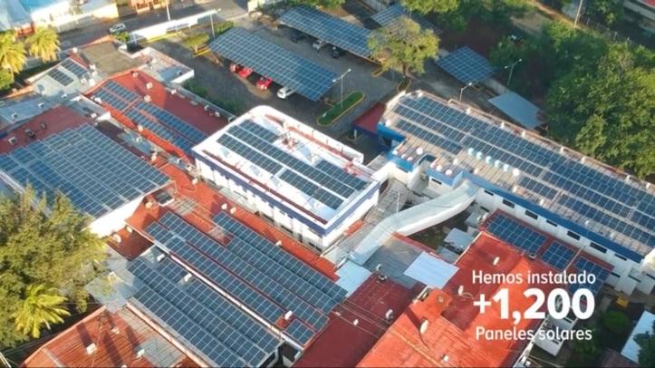 ENERGIA LIMPIA XXI FOTO HOSPITAL BAUTISTA