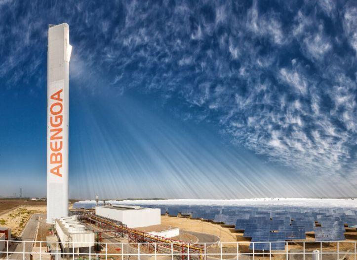 ENERGIA LIMPIA XXI FOTO CORTESIA ABENGOA