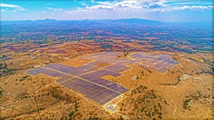DESARROLLO SOLAR EN MEXICO HIDALGO CENTRAL RENOVABLE EL GUAJIRO CON IMPACTO SIGNIFICATIVO